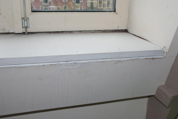 Vervangen vensterbank en betimmering rond raam werkspot for Vensterbank vervangen