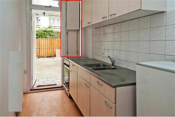 Cv ketel and radiator verplaatsen werkspot