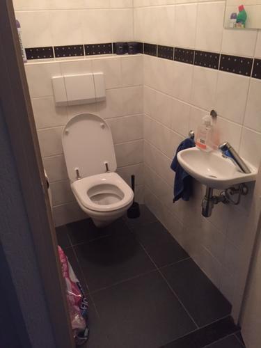 Badkamer Tegels vervangen VL + Wandtegels WC beneden alleen and ...