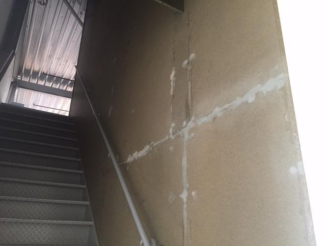 Genoeg Behangen met glasvezelbehang 75 m2 op spaanplaat en mdf. - Werkspot AC87