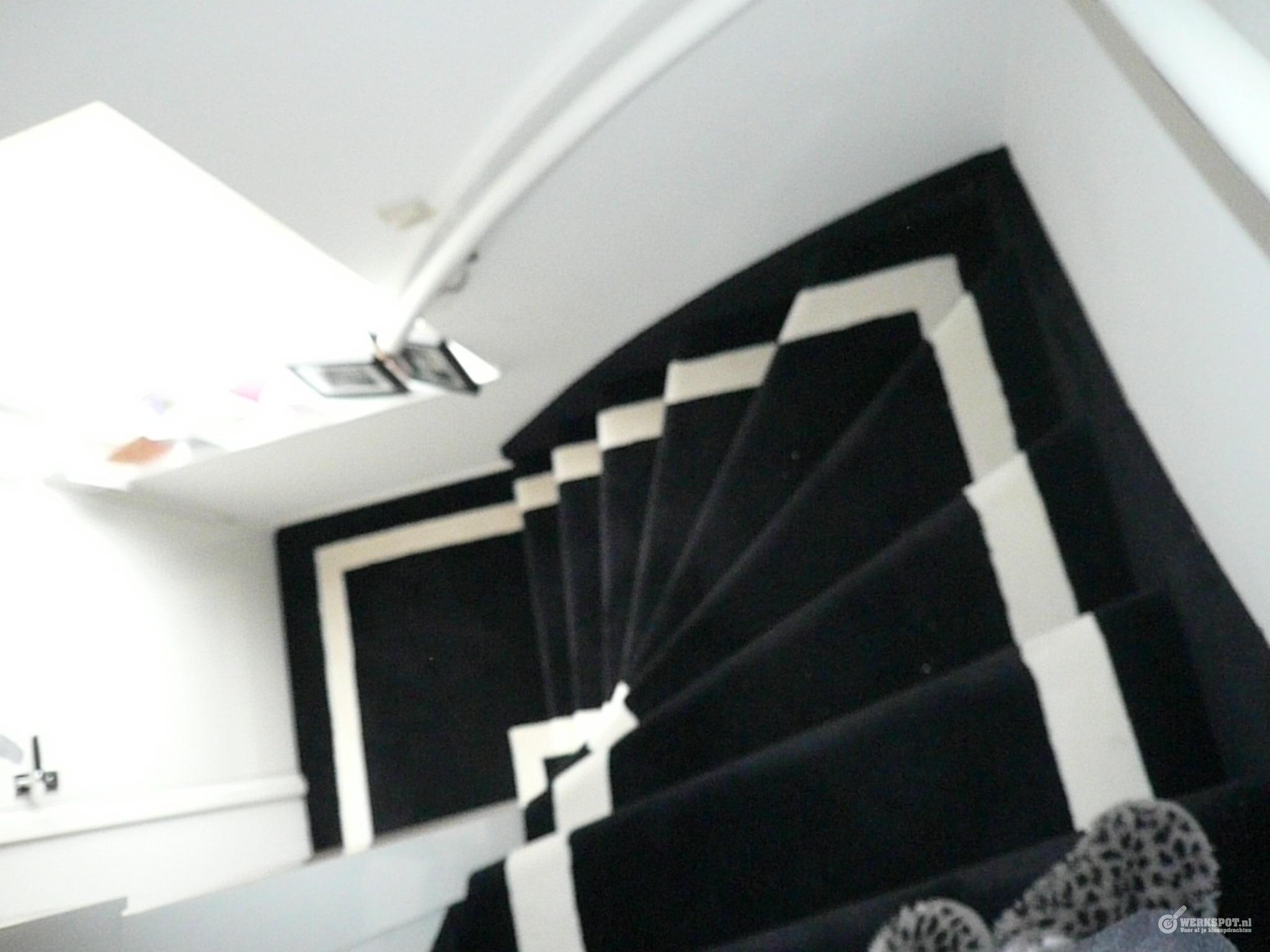 Hoeveel tapijt heb ik nodig voor een trap