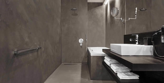 Inloopdouche Met Wasbak : Badkamer 2 5x2 5 douche wastafel toilet compleet werkspot