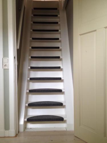Steile trap vervangen voor minder steile trap werkspot for Stootborden trap maken
