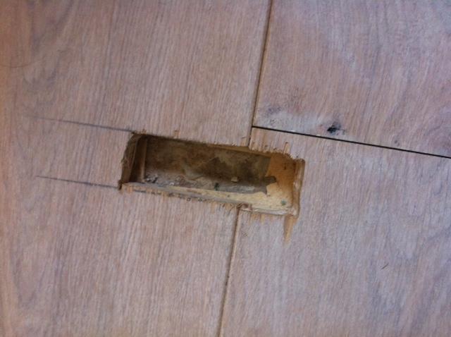 Houten vloer repareren werkspot