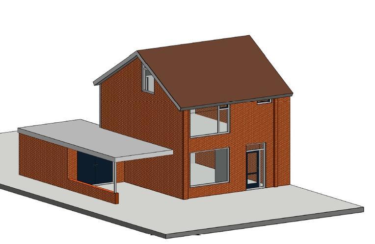 Bouw van carport + berging / garage volgens bouwtekening - Werkspot