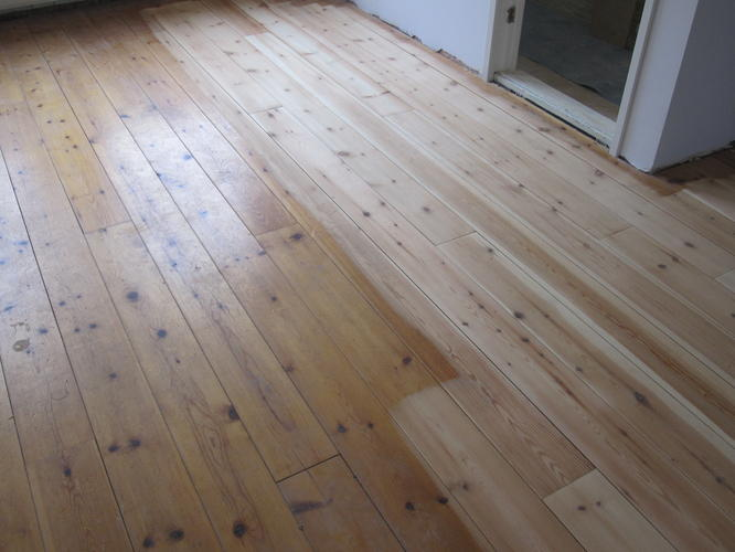 Grenen Vloer Prijs : Grenen vloer schuren en lakken prijs grenen vloer lakken better