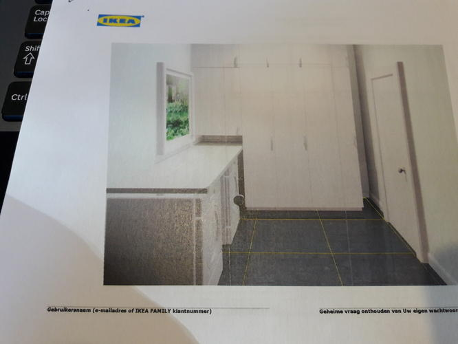 Plaatsen Ikea Berging Kast En Werkblad Werkspot