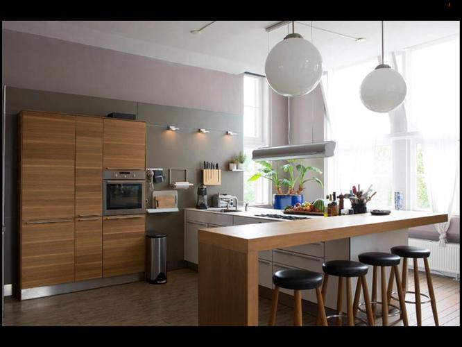 Keukenkast Deuren Vervangen : Keukenkast spuiten hendels vervangen wandje verwijderen