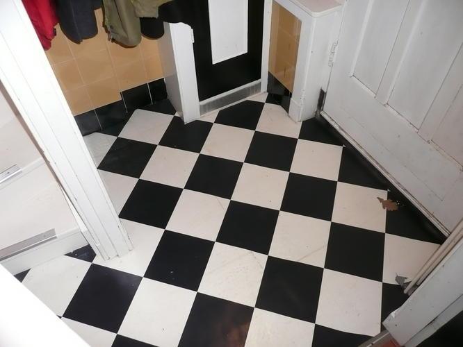 Vloer tegels leggen werkspot