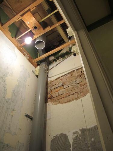 Kleine wc in oud huis opnieuw inrichten werkspot for Huis opnieuw inrichten