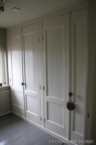 inbouwkast garderobe - werkspot, Deco ideeën