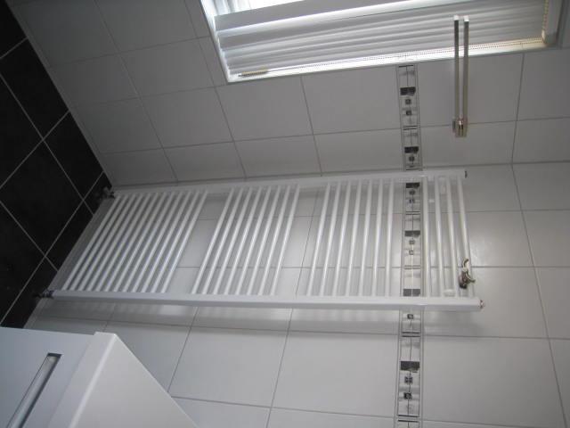 vervangen radiator badkamer - Werkspot