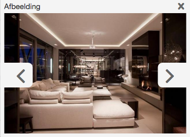 Bouwen koof woonkamer/hal, plaatsen led verlichting en stucen ...
