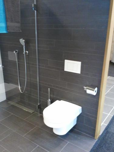 vloer en wanden badkamer en toilet betegelen - werkspot, Badkamer