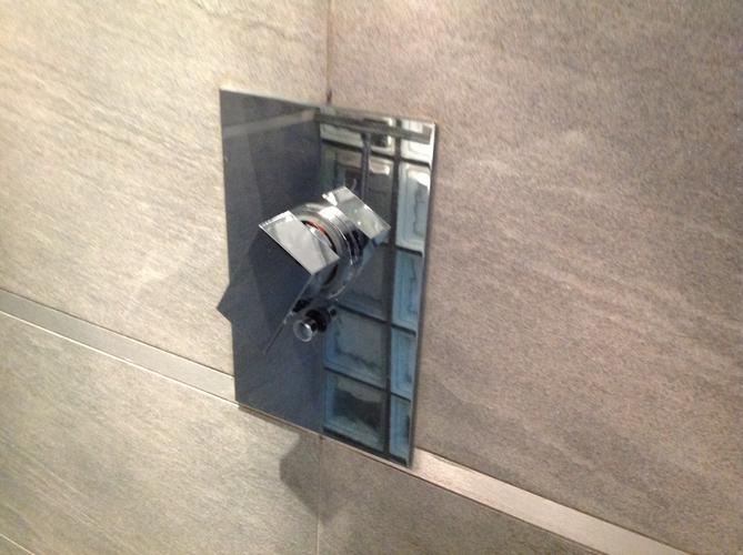 Inloopdouche Met Inbouwkraan : Vervangen inbouwkraan douche met bijbehorende werkzaamheden