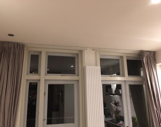 Badkamer Gordijn Rails : Opnieuw voegen tegels badkamer verticale voeg schilderen