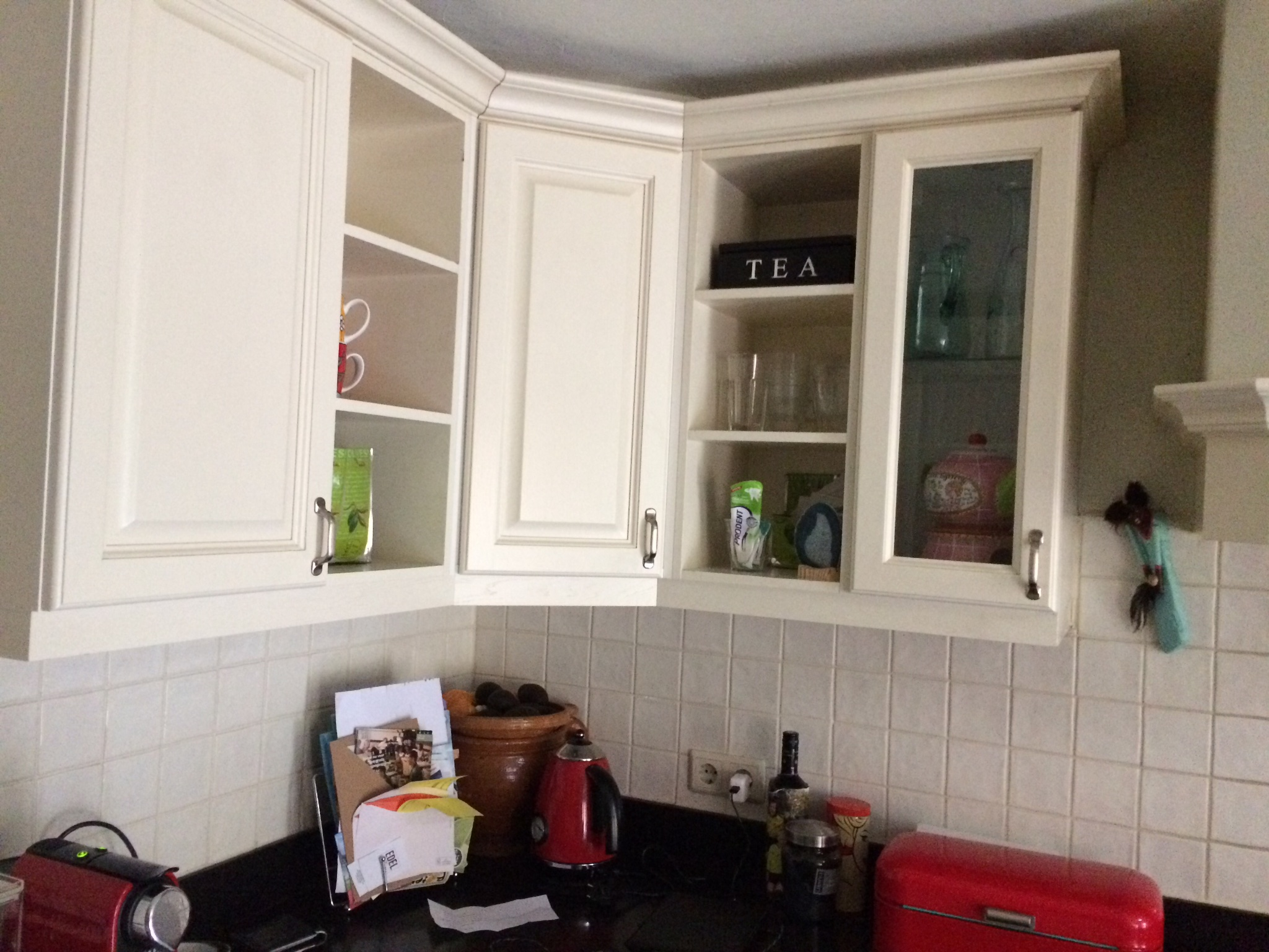 Keuken Met Dakraam : Timmerwerk keuken bovenkastjes eraf maken plafond en lichtkoepel