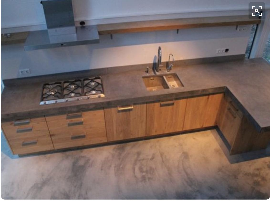 Bestaande Keuken Uitbreiden : Bestaande keuken renoveren uitbreiden nieuw blad en kastfrontjes