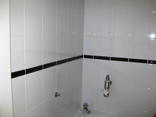 sierstrip na barsten vervangen - werkspot, Badkamer