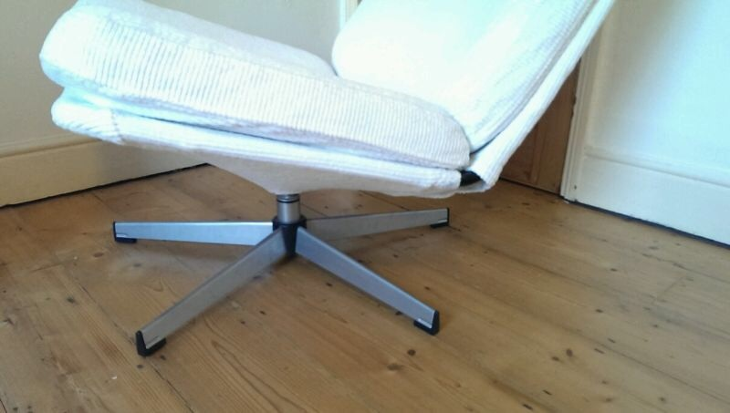 Ikea Lunna Draaistoel.Ikea Lunna Stofferen Werkspot