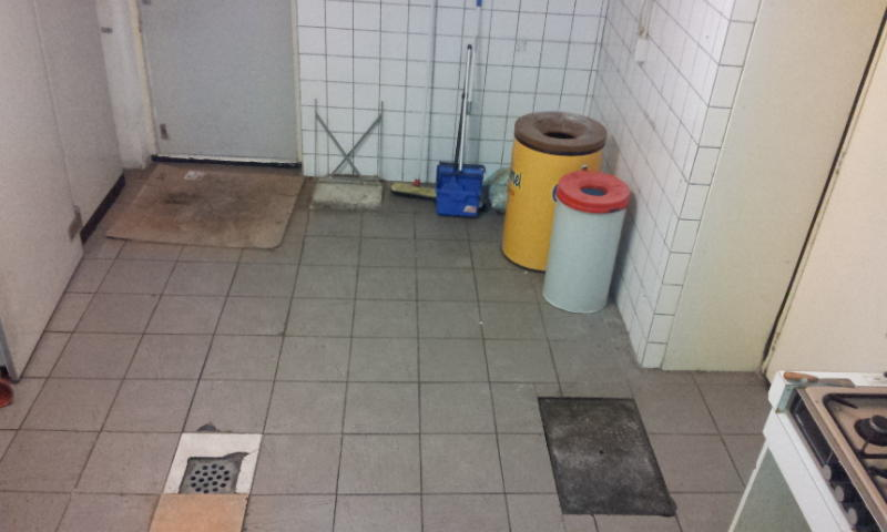 Egaliseren Over Tegels : Badkamer vloer egaliseren over tegels vloeren saint gobain weber