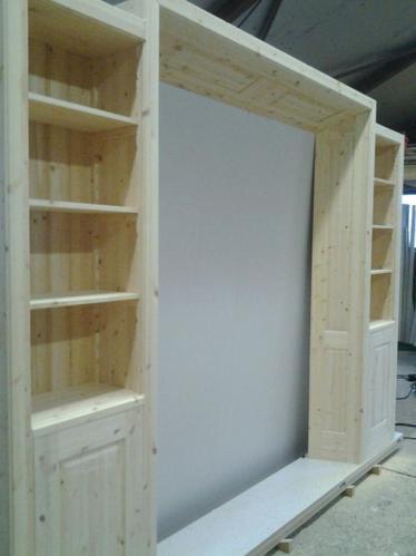 Boekenkast maken in kamer en suite stijl - Werkspot