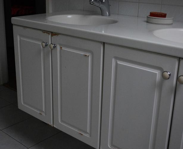 Badkamermeubel Met Deurtjes : Mdf deurtjes met ingefreesd profiel t b v badkamermeubel werkspot