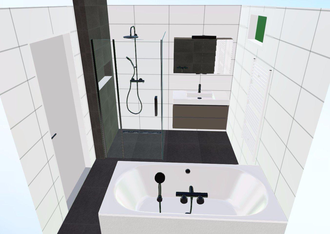 Leiding omleggen in keuken badkamer en verwarmingsbuizen infrezen ...
