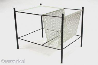 Platenspeler tafel maken werkspot