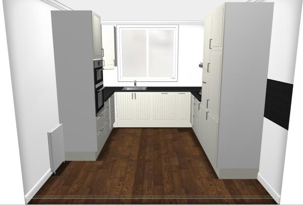 Keuken U Vorm : Plaatsen ikea keuken u vorm werkspot