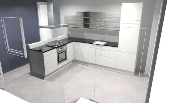 Zwart Keuken Kvik : Kvik showroom keuken demonteren vervoeren en plaatsen werkspot