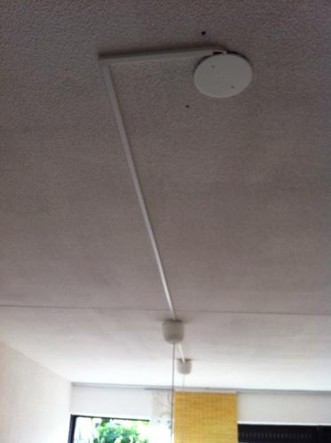 leiding frezen electra lamp woonkamer verplaatsen - werkspot, Deco ideeën