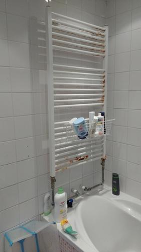 Badkamer radiator vervangen - Werkspot