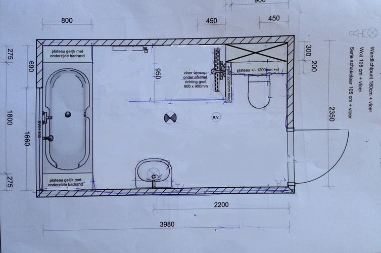 betegelen badkamer en toilet in Rosmalen - Werkspot