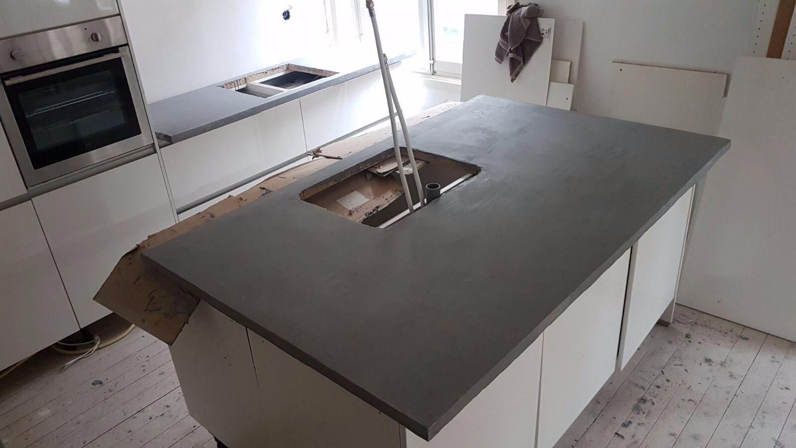 Badkamer met beton cire stucen werkspot