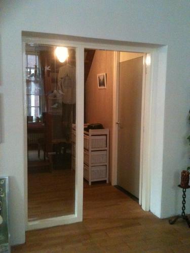 dubbele tussendeuren in woonkamer - Werkspot