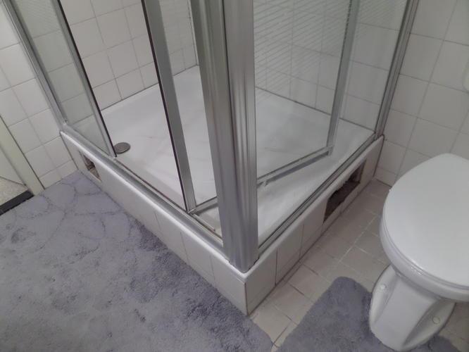 Douche Dorpel Holonite : Demonteren douche cabine en bak cm werkspot