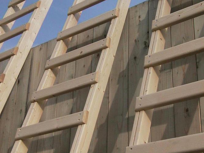 Genoeg Zelf Houten Ladder Maken &MU79 – Aboriginaltourismontario @EZ07