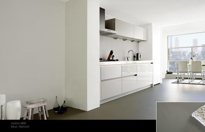 Gietvloeren voor woonkamer en badkamer - Werkspot
