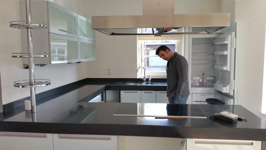 Beste Keuken Demonteren : Oude keuken demonteren