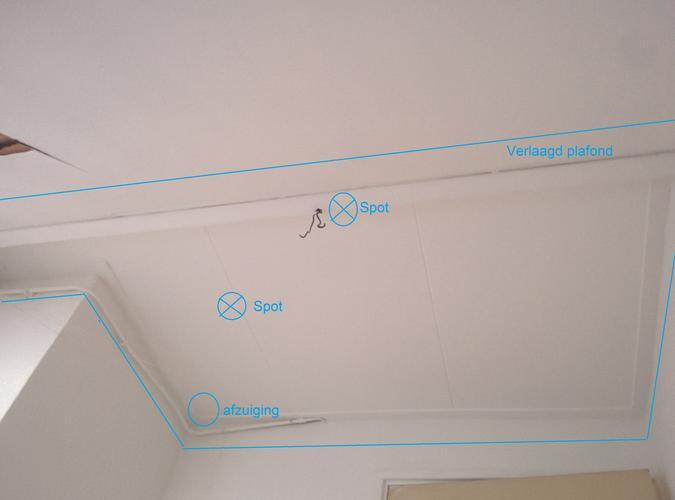 Badkamer Plafond Afzuiging : Plaatsen badkamer werkspot