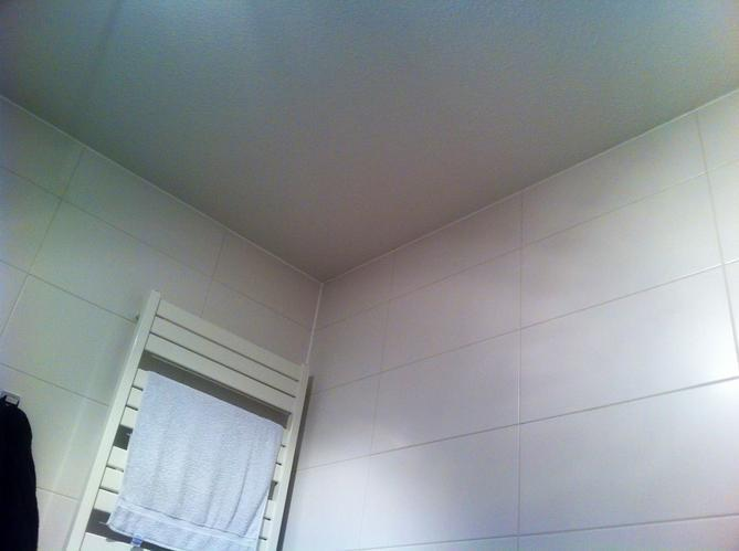 Verlaagd plafond badkamer - Werkspot