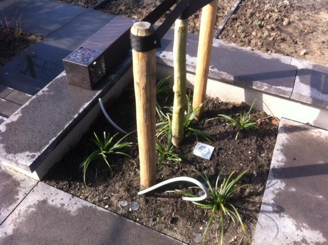 Elektra Aanleggen Tuin : Elektra in tuin aanleggen werkspot