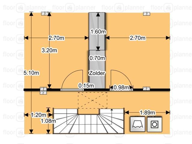 Verbouwing zolder (vliering en 2 slaapkamers maken) - Werkspot