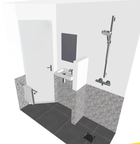 Kleine badkamer tekening compacte toilet set in kleine badkamer sydati welke kit voor badkamer - Renoveren meubilair badkamer ...