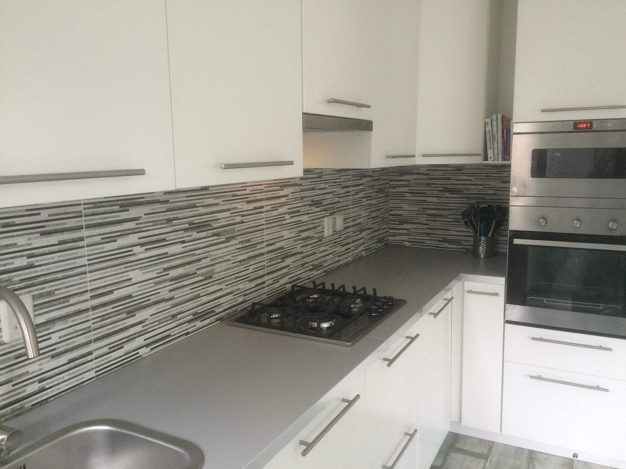 Keukentegels Plaatsen 3 M2 Werkspot