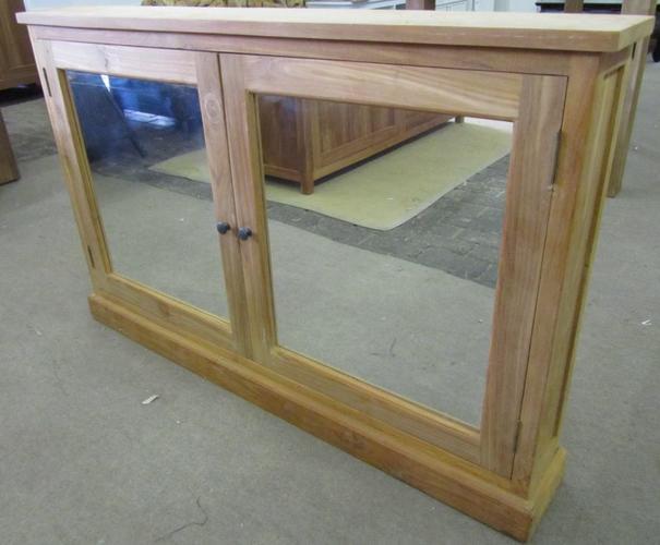 spiegelkast maken van hout - Werkspot