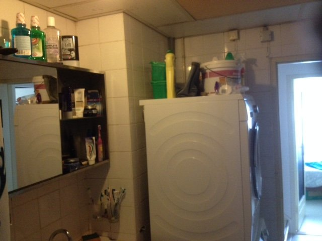Kleine Badkamer Amsterdam : Verbouwing kleine badkamer amsterdam werkspot