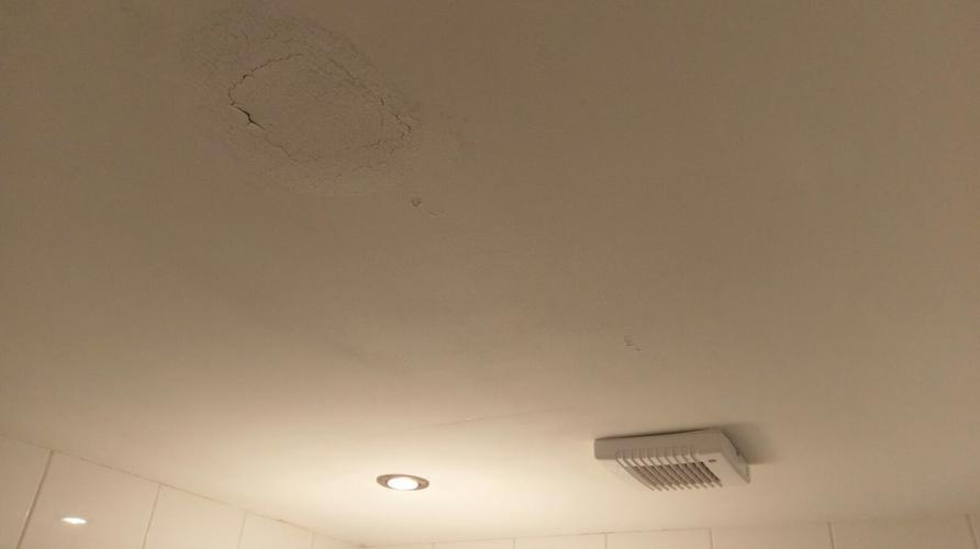 Vervangen luchtafvoer badkamer op dak en in badkamer - Werkspot