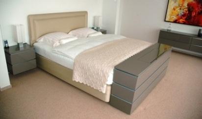 Bed Tv Meubel : Tv kast slaapkamer met lift werkspot